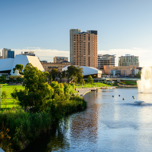 Adelaide in general